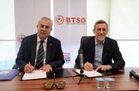 YETKINLIK - Adana İş Dünyası BTSO'yu Örnek Alacak