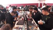 Alaçam'da Robotik Kodlama Ve Tasarım Mühendisliği Eğitimi
