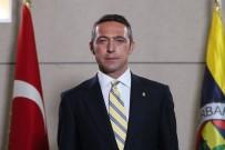 CENAZE NAMAZI - Ali Koç, Can Bartu'nun Evine Geldi