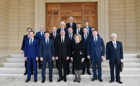 RUSYA FEDERASYONU - Aliyev'den Rusya Federasyonu Konseyi Başkanı Matviyenko'ya 'Dostluk Ödülü'