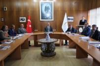 ARIF TEKE - Arif Teke Yönetim Kurulu Başkan Yardımcısı Oldu