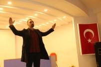 YOL HARITASı - Artvin'de Lise Öğrencilerine Girişimcilik Ve Yenilikçiliği Anlattı