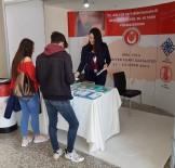MUSTAFA KEMAL ÜNIVERSITESI - Atatürk Kültür Merkezi Başkanlığı, İpekyolu Kariyer Fuarı'nda