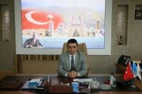 PARTİ POLİTİKASI - Aziziye Belediyesi'ne Genç Başkan Yardımcısı