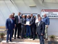 AHMET DURSUN - Bafra Kesimhanesi Onay Belgesini Aldı