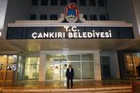 Başkan Esen'den, 'T.C. Çankırı Belediyesi' Tabelası