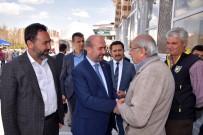 ŞEYH ŞAMIL - Başkan Pekyatırmacı Açıklaması 'Cuma Buluşmaları Gönüllere Dokunmamıza Bir Vesiledir'