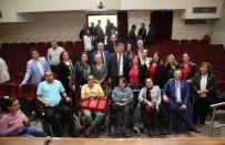 YOL HARITASı - Başkan Tugay'dan Engellilere Özel Yüzme Havuzu