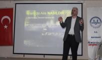 Bayburt'ta 'Ailemde Huzur Var' Temalı Konferans