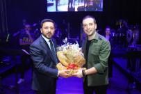 MİLLİ SAVUNMA KOMİSYONU - Belediye Başkanı Arı, Oğuzhan Koç'u Gençlerle Buluşturdu