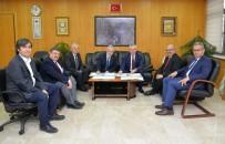 ULUDAĞ ÜNIVERSITESI - BUÜ'den Makedon Üniversiteye Bilimsel Destek