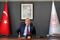 DENIZ TICARET ODASı - Çeşme Liman Başkanı Açıklaması 'Her Sektör Denizden Ekmek Yiyebilmeli'