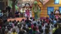 ÇİZGİ FİLM - Çocuklar Niloya İle Eğlendi