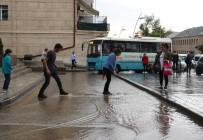 HAVA SICAKLIĞI - Doğuya Sağanak Yağış Uyarısı