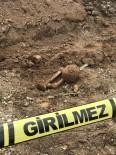 İNSAN KEMİKLERİ - Eskişehir'de Buluntu İnsan Kemikleri