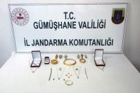 Evden 50 Bin Liralık Altın Çalan Hırsızlar Trabzon'da Yakayı Ele Verdi