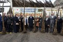 Gümüşhane'de Üreticilere 36 Bin Adet Ceviz Fidanı Daha Dağıtıldı