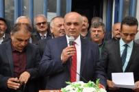 İhsaniye Belediye Başkanı Türkmen Göreve Başladı
