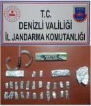 PAMUKKALE - Jandarmadan Uyuşturucu Operasyonu Açıklaması 5 Tutuklama