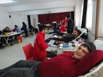 Kan Bağışına Yoğun İlgi