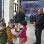 BAHÇEŞEHIR - Öğrenciler Polis Amcalarına Ziyaret
