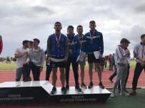 YÜKSEK ATLAMA - Okullararası Gençler A-B Atletizm Türkiye Birinciliği Yarışları Sona Erdi