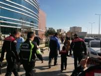 TEMİZLİK GÖREVLİSİ - Polisler Minik Umut Eymen'in Hayalini Gerçekleştirdi