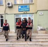 Römork Hırsızlarını Kamera Kayıtları Ortaya Çıkardı