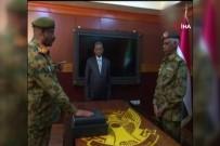 YARGITAY BAŞKANI - Sudan'da Askeri Geçiş Konseyi Başkanı Göreve Başladı