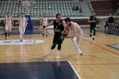 Türkiye Basketbol Ligi Açıklaması Semt77 Yalova Belediyespor Açıklaması 80 - Düzce Belediye Açıklaması 91