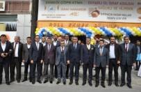 KARŞIYAKA - Vali Çağatay'dan Tatvan Ziyareti