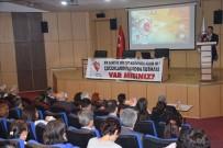 EMEKLİ ÖĞRETMEN - Adliye Personeline 'Koruyucu Aile Semineri' Düzenlendi