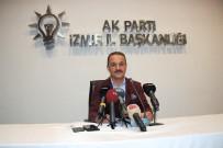 AYDIN ŞENGÜL - AK Parti'li Şengül Helallik İstedi Açıklaması 'Kimseye Kırgın Da Değilim Kızgın Da Değilim'