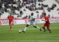 KALE ÇİZGİSİ - Atiker Konyaspor İle Demir Grup Sivasspor Yenişemedi