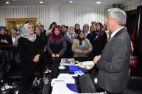 Başkan Başdeğirmen Açıklaması 'Kadınlarımızın Olmadığı Hiçbir İşte Başarıya Ulaşılamaz'