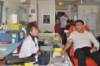 İHLAS - Belçikalı Müslümanlardan Kan Bağışı Kampanyası