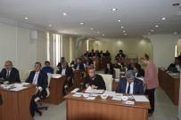 Burdur Belediye Meclisi İlk Toplantısını Yaptı