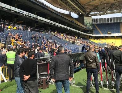 Fenerbahçe 'Sinyor'unu uğurladı