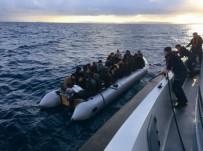 ERITRE - Didim'de 12'Si Çocuk 35 Kaçak Göçmen Yakalandı
