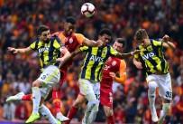 SÜPER LIG - Fenerbahçe İle Galatasaray 389. Randevuda