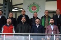 KEÇİÖRENGÜCÜ - Hacettepe - Yılport Samsunspor Maçının Ardından