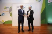 ÇEVRE VE ŞEHİRCİLİK BAKANLIĞI - İstanbul Karbon Zirvesi'nden Türk Telekom'a Ödül