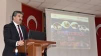 Karaman'da Bağımlılıkla Mücadele Konulu Konferans