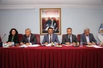 ÇEVRE VE ŞEHİRCİLİK BAKANLIĞI - Kaş Belediyesinde Dönemin İlk Meclisi Toplandı