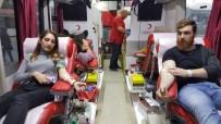 İHLAS - Kızılay'a Bağışçı Sayısı Her Geçen Gün Artıyor