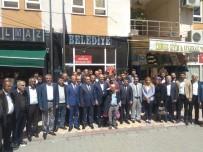 Milletvekili Özdemir, Başkan Aslan'ı Tebrik Etti