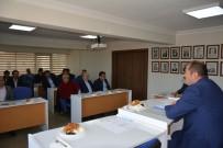 Orhaneli Belediye Meclisi Toplandı