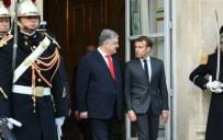 RUSYA FEDERASYONU - Poroşenko Açıklaması 'Fransa, 24 Denizcimizle İlgili Putin İle Görüşecek'