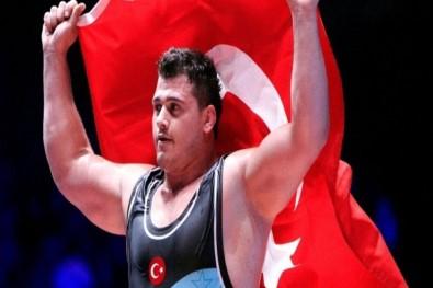 Rıza Kayaalp, Avrupa şampiyonu oldu!