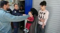 MEKKE - Suriyeli Çocukların Ateşle Oyunu Evi Kül Etti